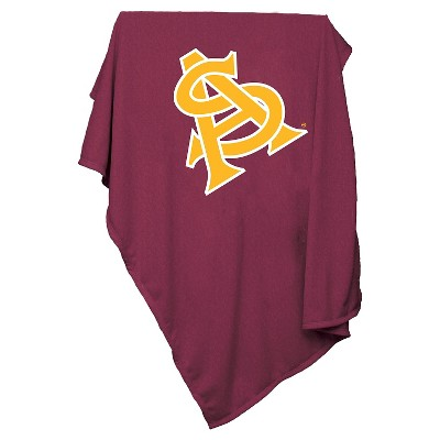 NCAA Arizona State Sun Devils Sweatshirt Throw Blanket