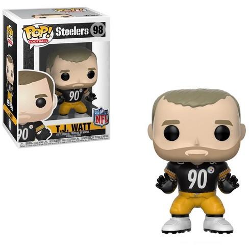 e8d6f0a877f Pittsburgh Steelers NFL Funko POP Vinyl Figure - TJ Watt   Target