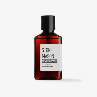 Beardbrand Stone Mason Beard Wash - 3.4 fl oz