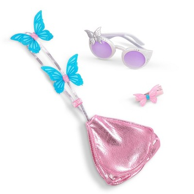 """Our Generation Purse Fashion Set for 18"""" Dolls - Butterfly Flutter"""