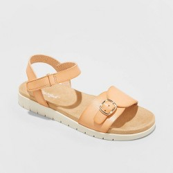 Girls' Armine Footbed Sandals - Cat & Jack™