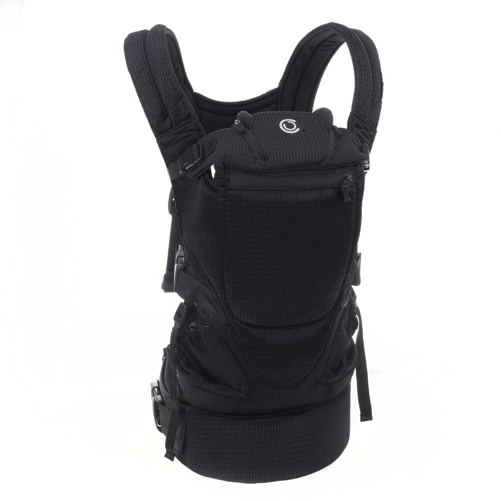 Image of Contours Love 3-in-1 Baby Carrier- Black