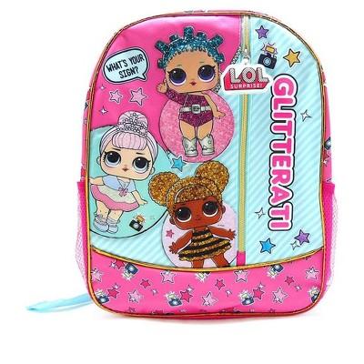"Accessory Innovations Company L.O.L. Surprise! Glitterati 16"" Girl's Backpack"