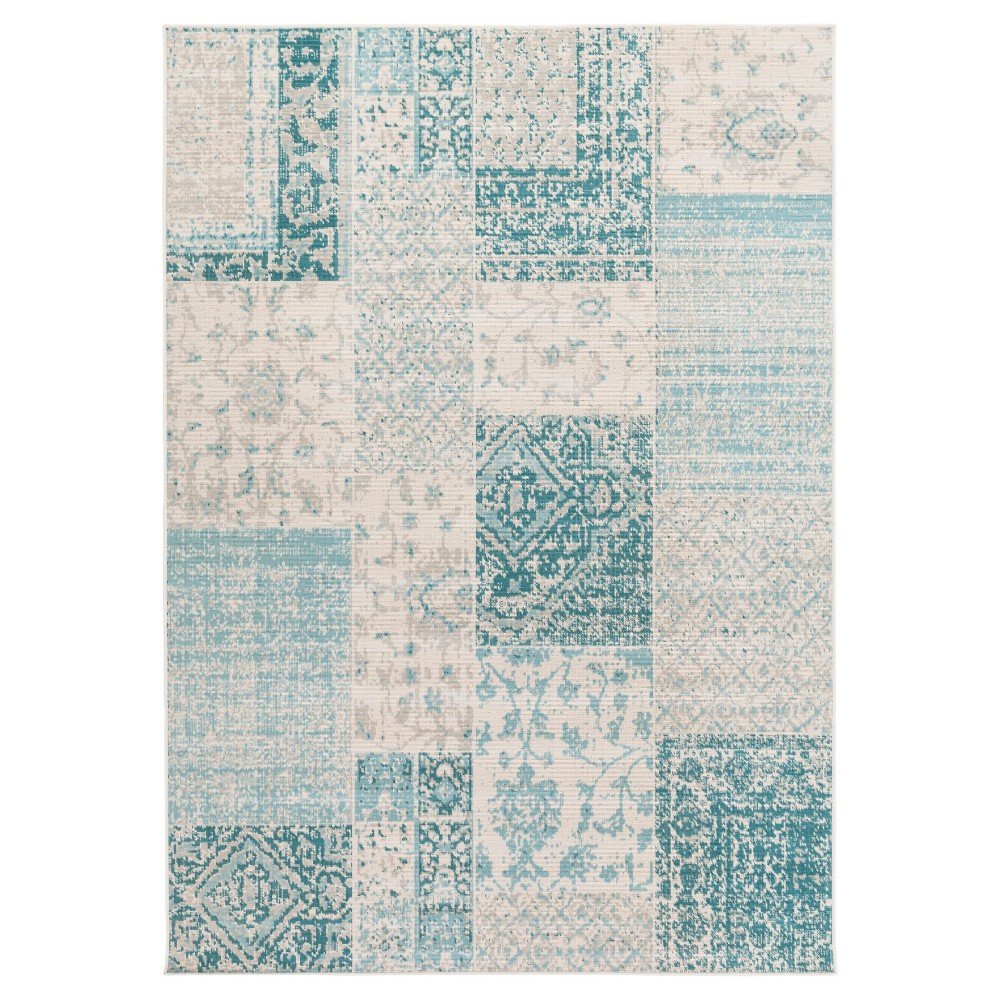 Surya Isout Area Rug - Teal (7'10