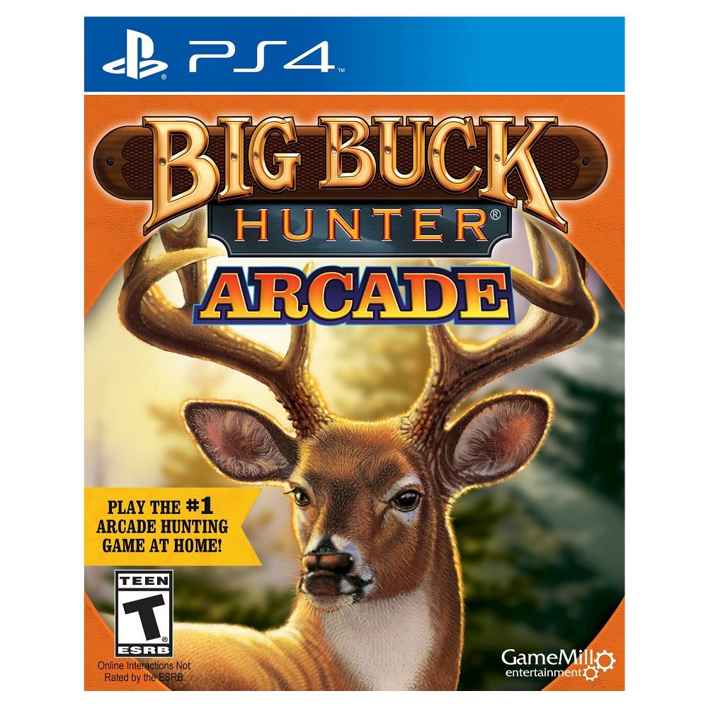 Big Buck Hunter Arcade PlayStation 4