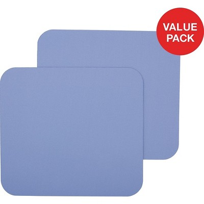 Staples Lavender Mouse Pad 2 Count Value Pack 2498466