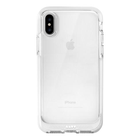 best website 9a538 3006f LAUT Apple iPhone X/XS Fluro Case - White