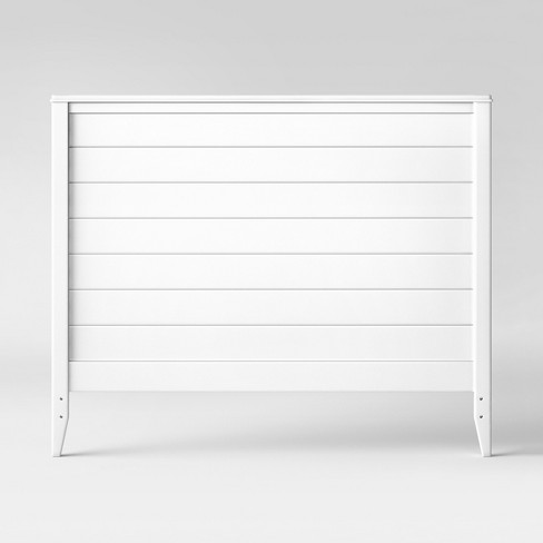 Pelham Queen Headboard White - Threshold™ - image 1 of 4