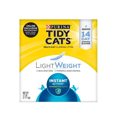 Tidy Cats Lightweight  Instant Action Cat Litter