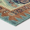 Buttercup Diamond Vintage Persian Woven Rug - Opalhouse™ - image 2 of 3