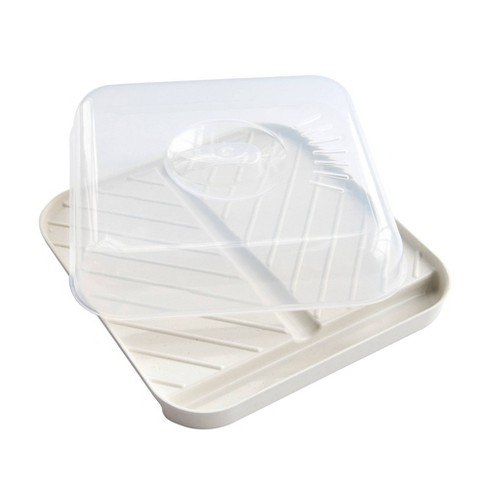 Compact Bacon Rack with Lid - Nordic Ware - image 1 of 3