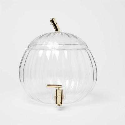 2gal Plastic Pumpkin Beverage Dispenser - Threshold™