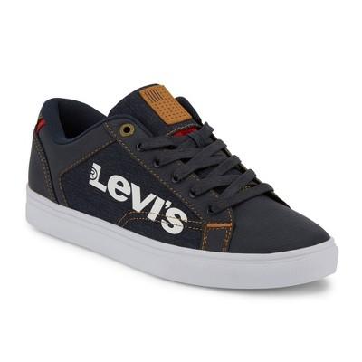 Levi's Mens Jeffrey Lo Anti Denim Fashion Sneaker Shoe