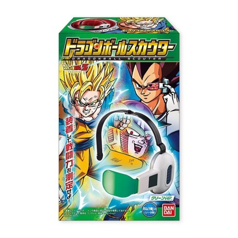 DragonBall Z Scouter Headset Soundless Version: Green Lens - image 1 of 3