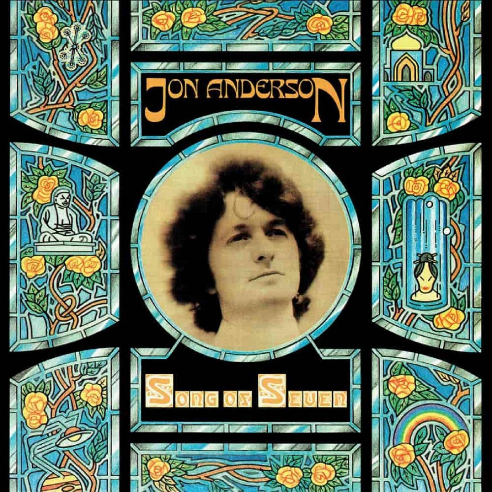 Jon Anderson Song Of Seven Remastered Expanded Dig Cd