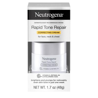 Neutrogena Rapid Tone Repair Correcting Cream - 1.7oz