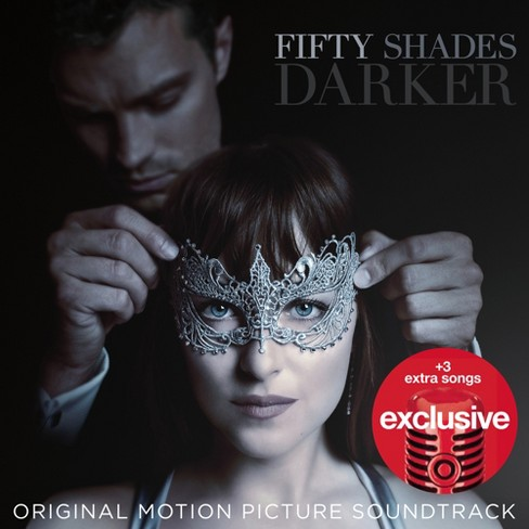 Various Artists - Fifty Shades Darker (Target Exclusive) - image 1 of 1