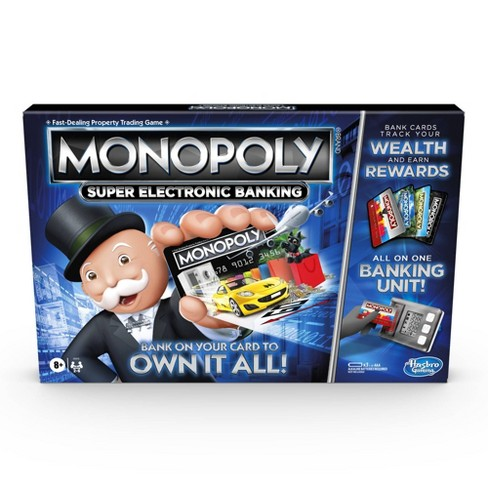 Monopoly Super Electronic Banking Game - image 1 of 4