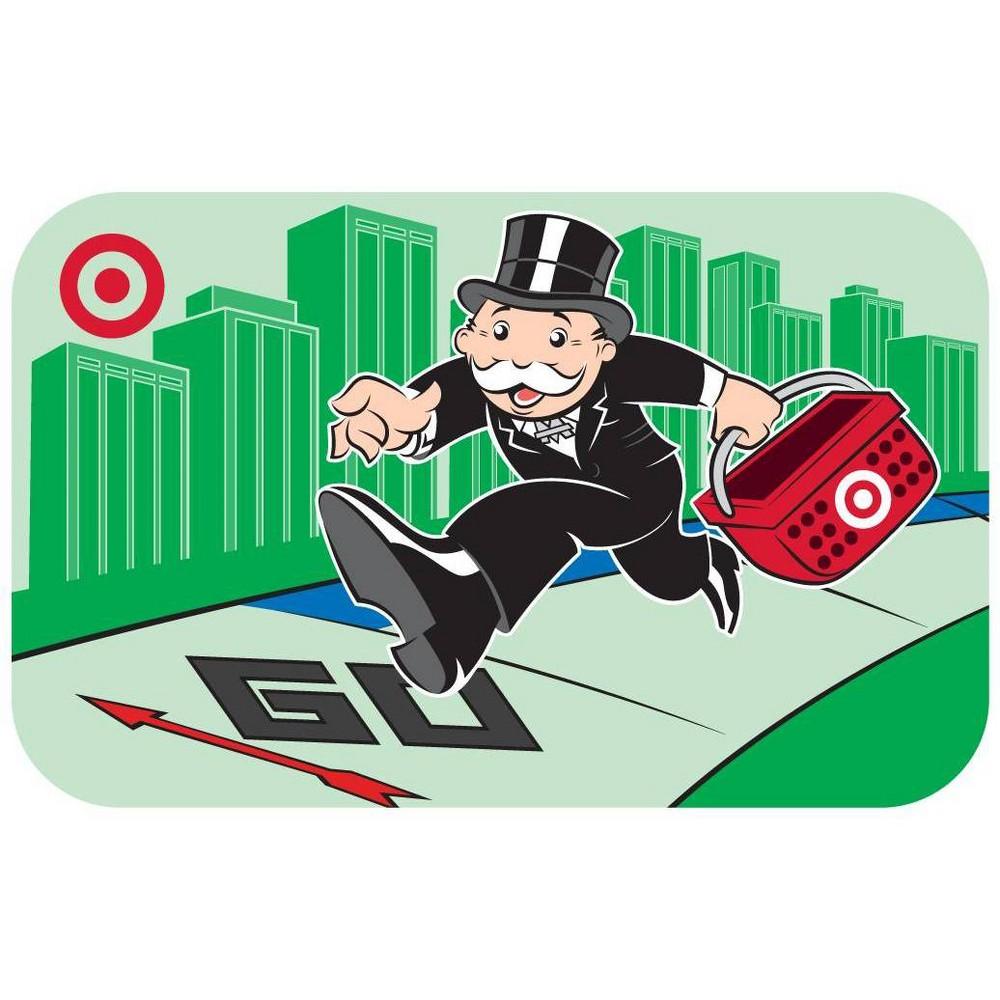 Monopoly Target GiftCard $25 Monopoly Target GiftCard $25