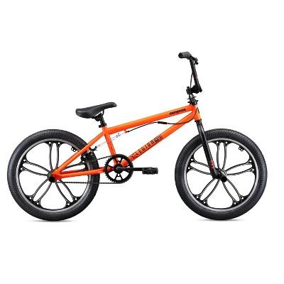 "Mongoose Legion Mag Wheel 20"" Freestyle Bike - Orange"