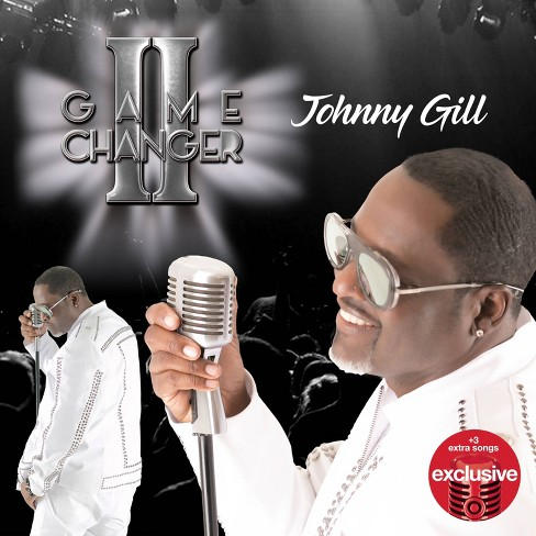Johnny Gill - Game Changer II (Target Exclusive, CD) - image 1 of 1