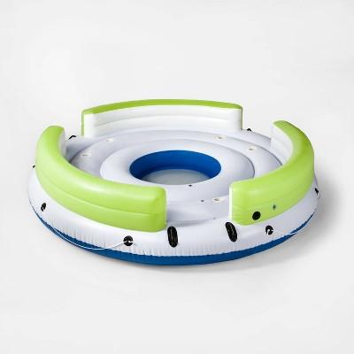 Floating Island Pool Float - Sun Squad™