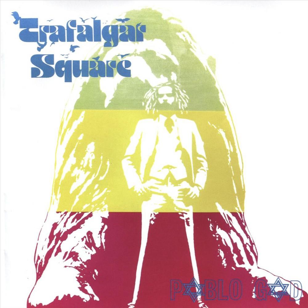 Pablo Gad - Trafalgar Square (CD)
