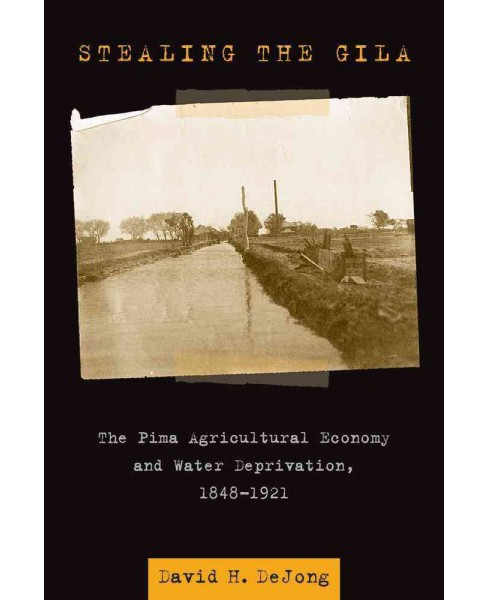 Stealing the Gila : The Pima Agricultural Economy and Water Deprivation, 1848-1921 (Reprint) (Paperback) - image 1 of 1