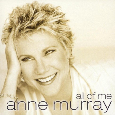 Anne murray - All of me (CD) - image 1 of 1