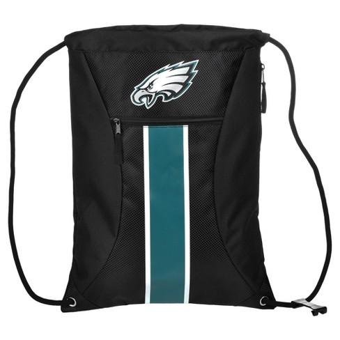 6f72a4235b3 NFL Philadelphia Eagles Big Stripe Drawstring Bag   Target