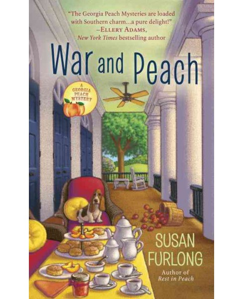 War and Peach (Paperback) (Susan Furlong) - image 1 of 1