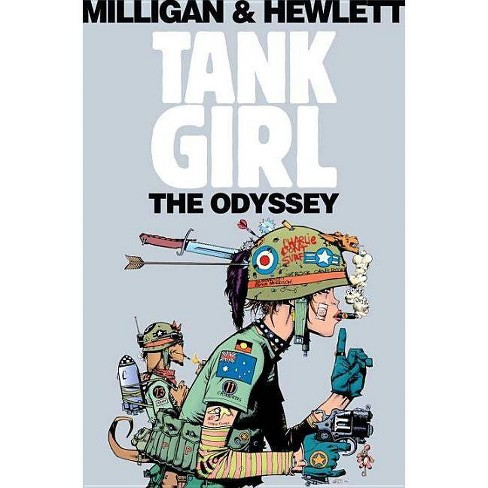 Tank Girl: The Odyssey (Remastered Edition) - (Tank Girl (Unnumbered)) by  Peter Milligan (Paperback) - image 1 of 1