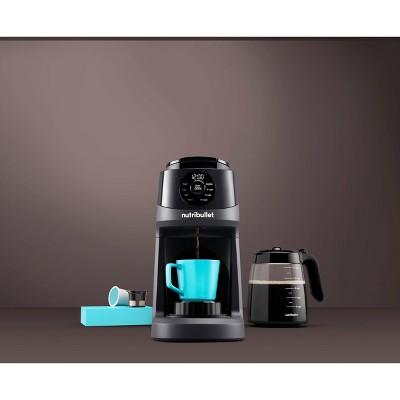 Nutribullet Brew Choice Coffee Maker - Dark Gray
