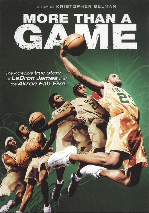 More Than a Game (dvd_video) - image 1 of 1