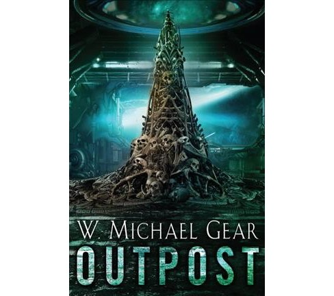 Outpost -  (Donovan) by W. Michael Gear (Hardcover) - image 1 of 1