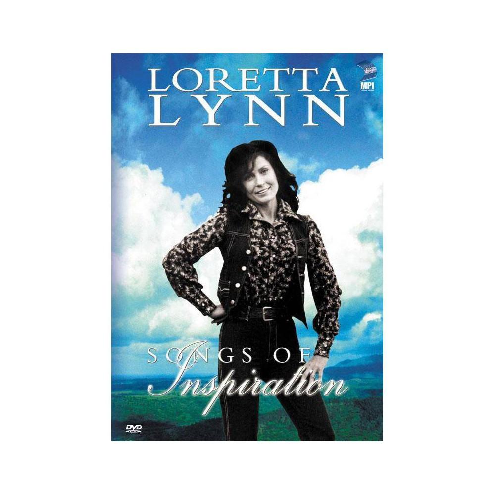 Loretta Lynn Songs Of Inspiration Dvd