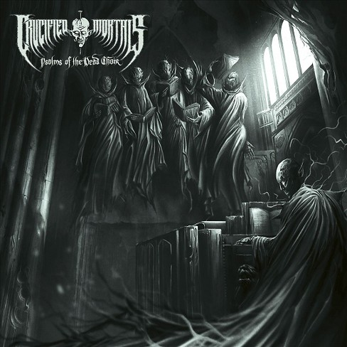 Crucified Mortals - Psalms Of The Dead Choir (CD) - image 1 of 1