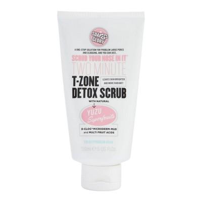 Soap & Glory Scrub Your Nose In It Two-Minute T-Zone Detox Scrub - 5 fl oz