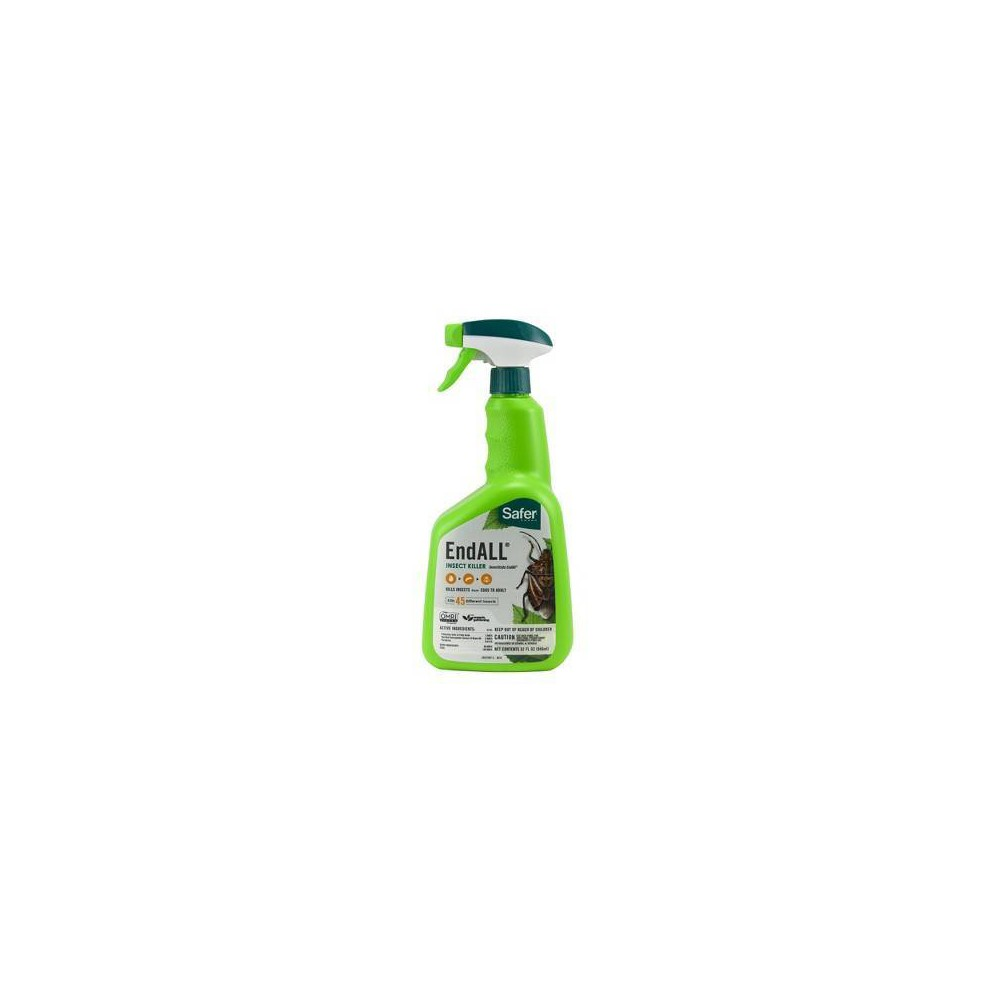 Image of 32 oz. Ready-To-Use End ALL Insect Killer - Safer Brand