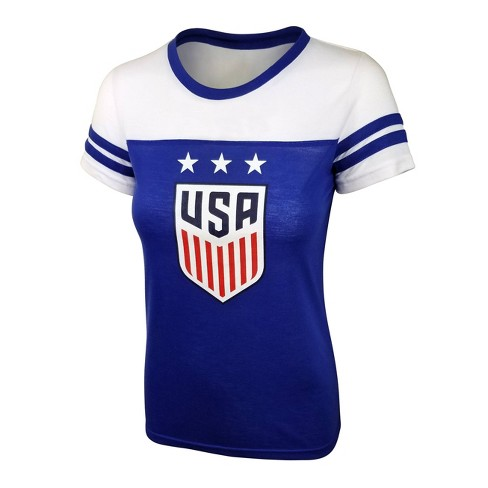 FIFA U.S. Women's Soccer 2019 World Cup Women's Poly T-Shirt - image 1 of 2