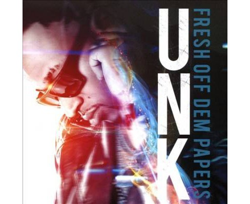 Unk - Fresh Off Dem Papers (CD) - image 1 of 1