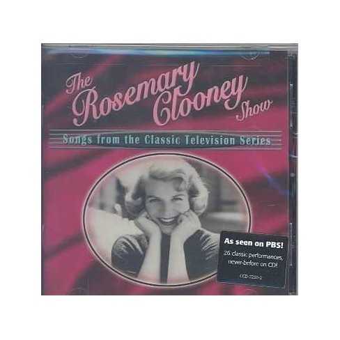 Rosemary Clooney - Rosemary Clooney Show: Songs From the Classic Television Series (CD) - image 1 of 1