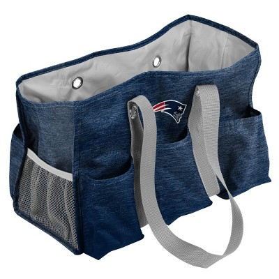 NFL New England Patriots Crosshatch Jr Caddy Backpack
