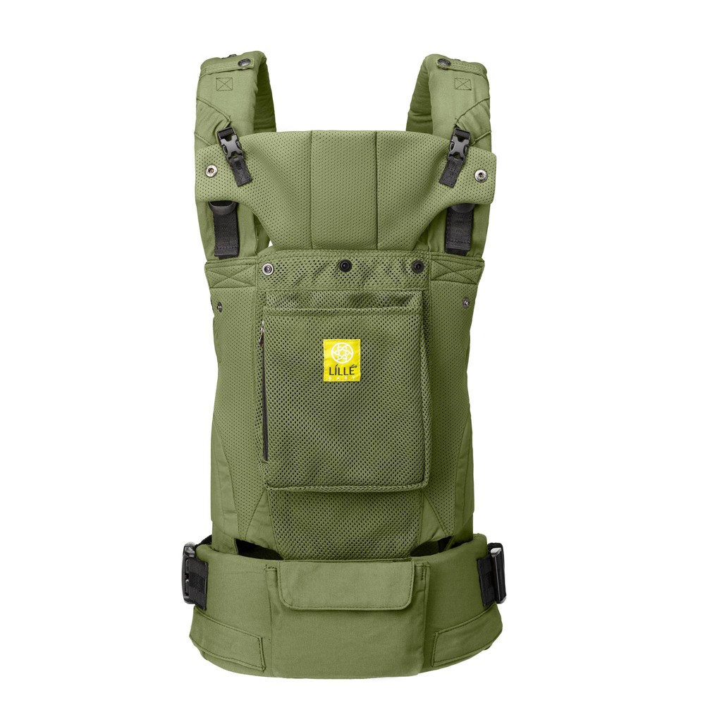 Image of LILLEbaby Serenity Airflow Artichoke Olive Green