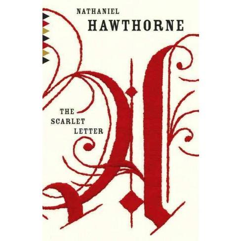 The Scarlet Letter Paperback Target