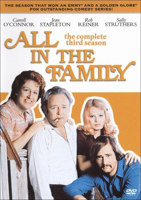 All in the family:Complete 3rd season (DVD) - image 1 of 1