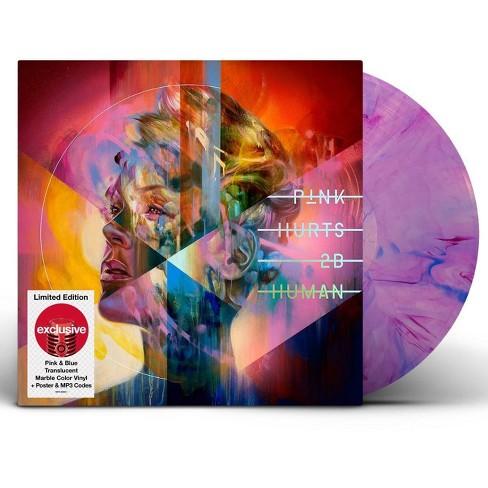 Pink - Hurts 2B Human (Target Exclusive, Vinyl) - image 1 of 2