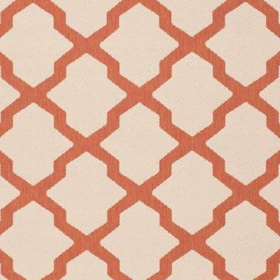Beige/Terracotta
