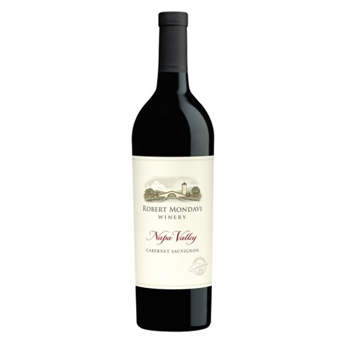 Robert Mondavi® Napa Cabernet Sauvignon Red Wine - 750ml Bottle - image 1 of 1