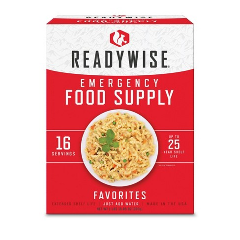 Wise Food Emergency Food Supply Favorites - 34oz - image 1 of 4